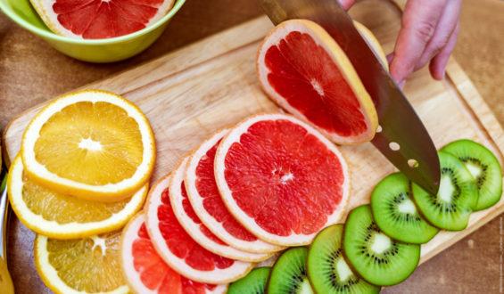 Was diese Obst und Gemüseschnitzerei alles bietet