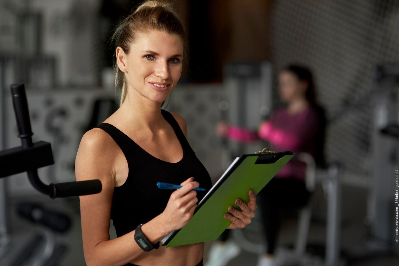 Sport und Gesundheitstrainer Ausbildung