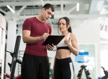 Merkmale die einen guten Fitness Coach auszeichnen